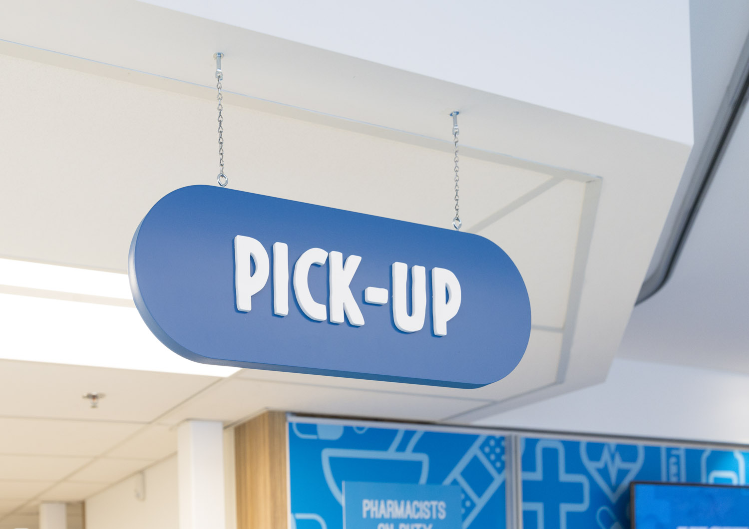Pharmacy Directional Signs