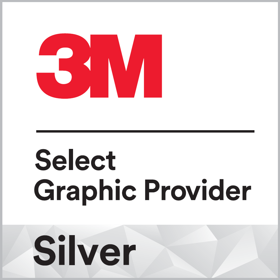 3M Select Graphic Provider Silver Rundigital